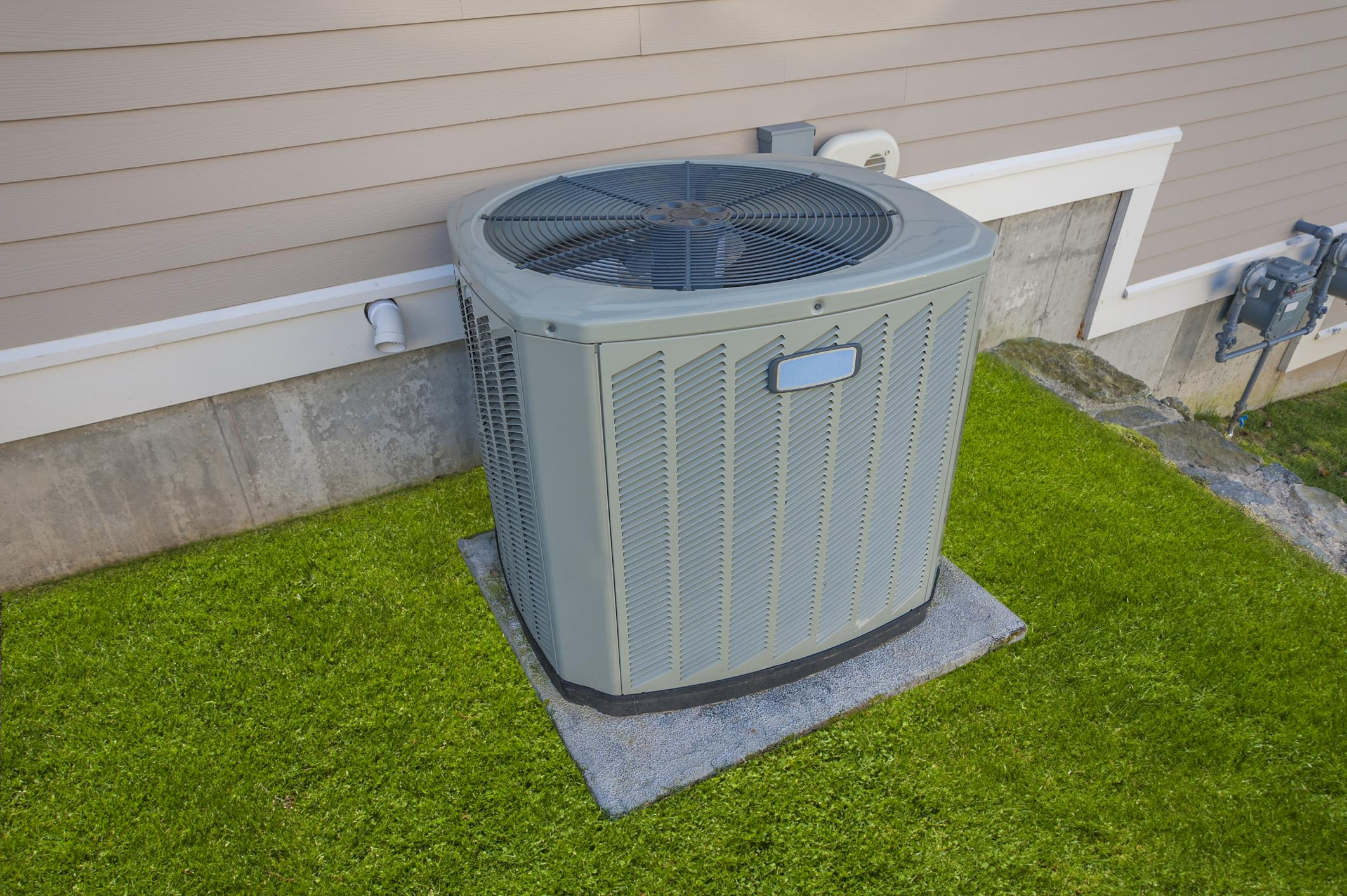 DC Heating & Air Conditioning - AC Repair 1