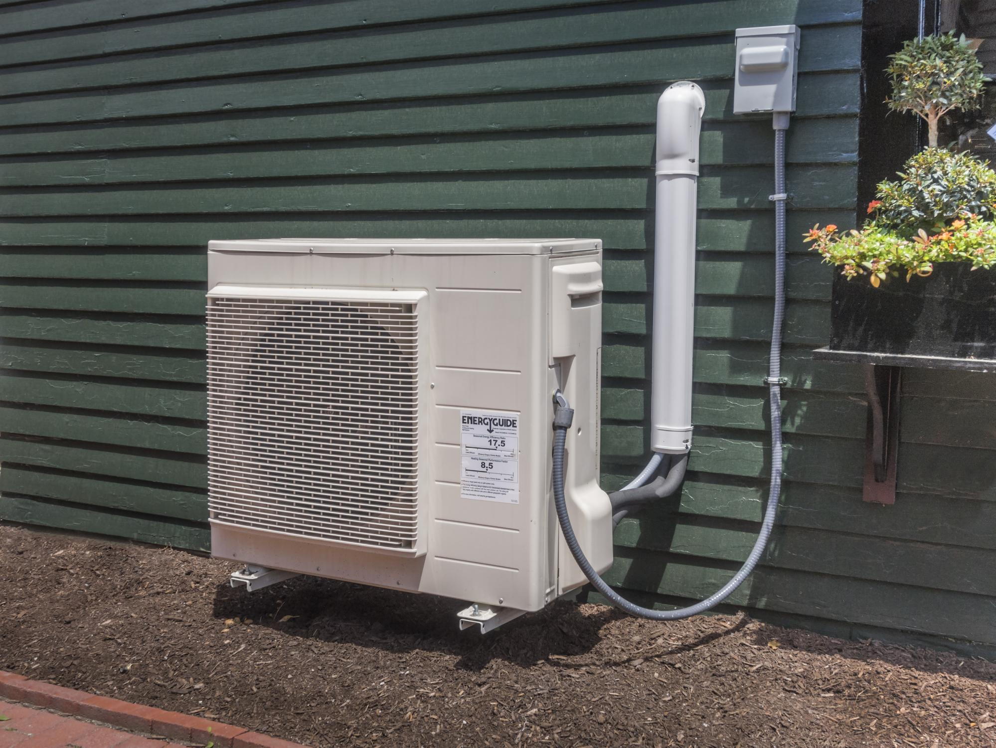 DC Heating & Air Conditioning - AC Service & Tune-Up 1