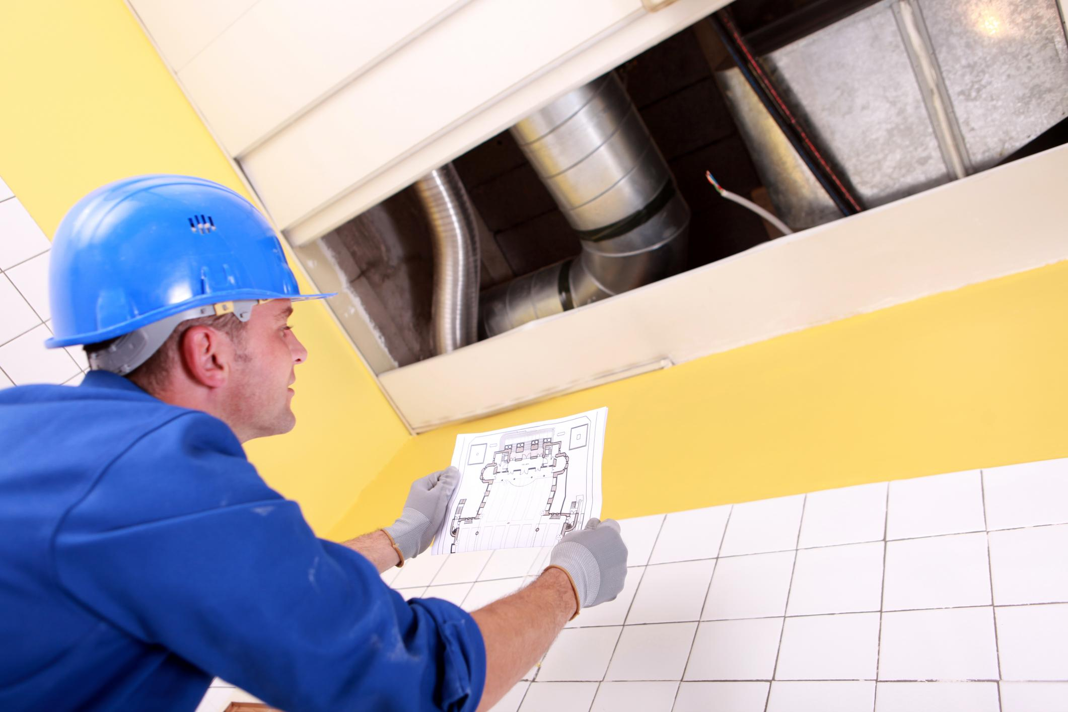 DC Heating & Air Conditioning - Commercial HVAC 1